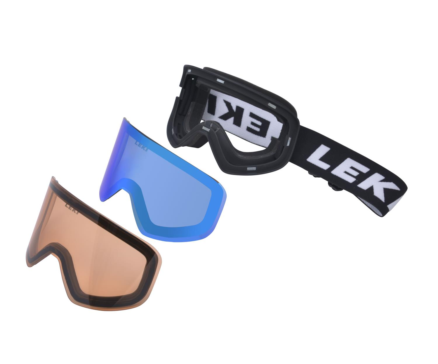 Leki Racing Goggles(2)