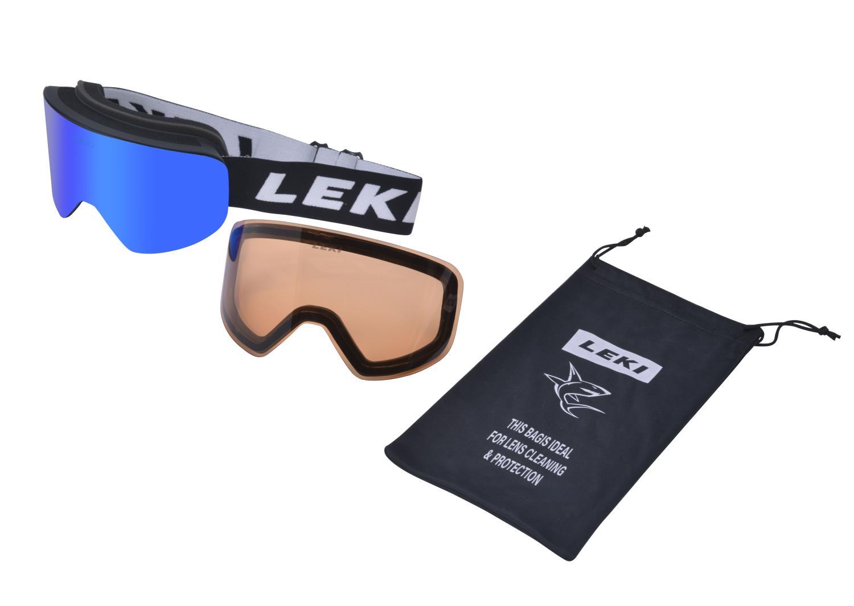 Leki Racing Magnet Goggles