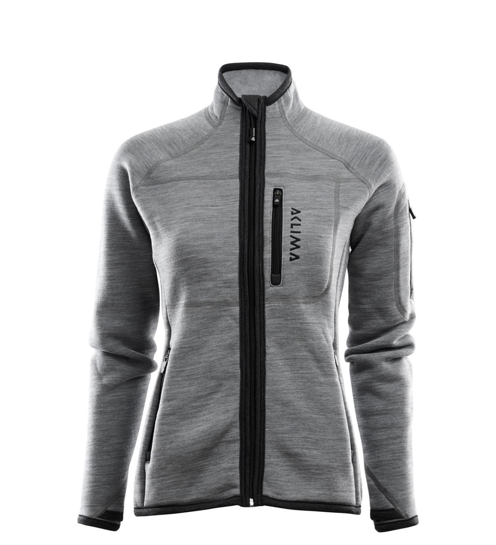 Aclima  FleeceWool Jacket Woman