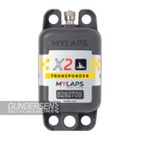 Mylaps X2 Transponder Gokart
