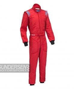 Sparco RS2 fia dress Rød