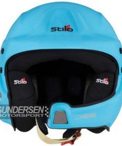 Stilo WRC Des hjelm Rally Blå