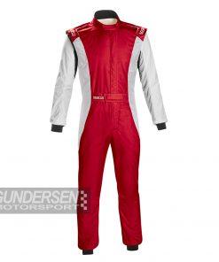 Sparco FIA Dress Competition+ Rød/Hvit