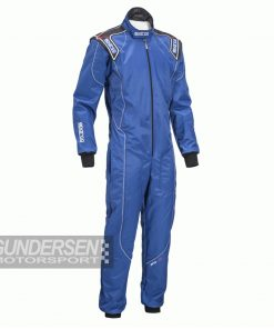 Sparco Gokart Dress KS-3 Blå