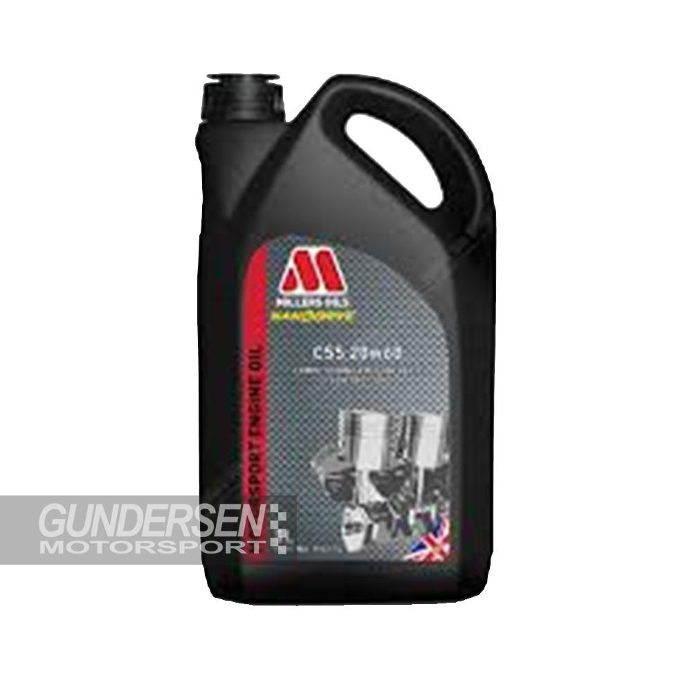 Millers Olje CSS 20w60 5 Liter