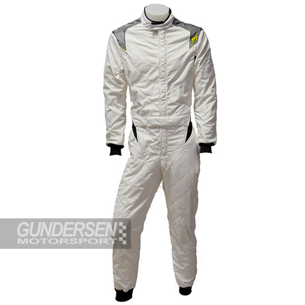 P1 fia dress X-Pro GT16 Hvit