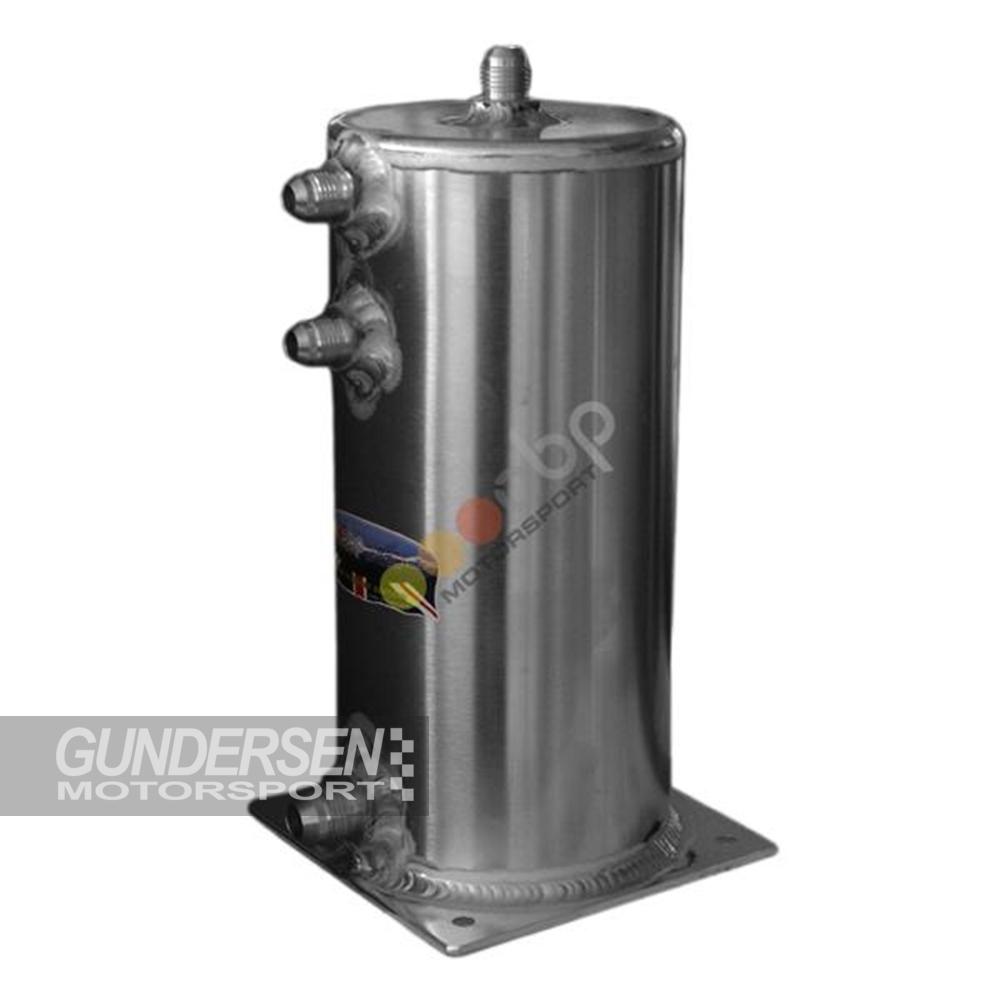 Bensin Catch tank 2 lit m/gjeng