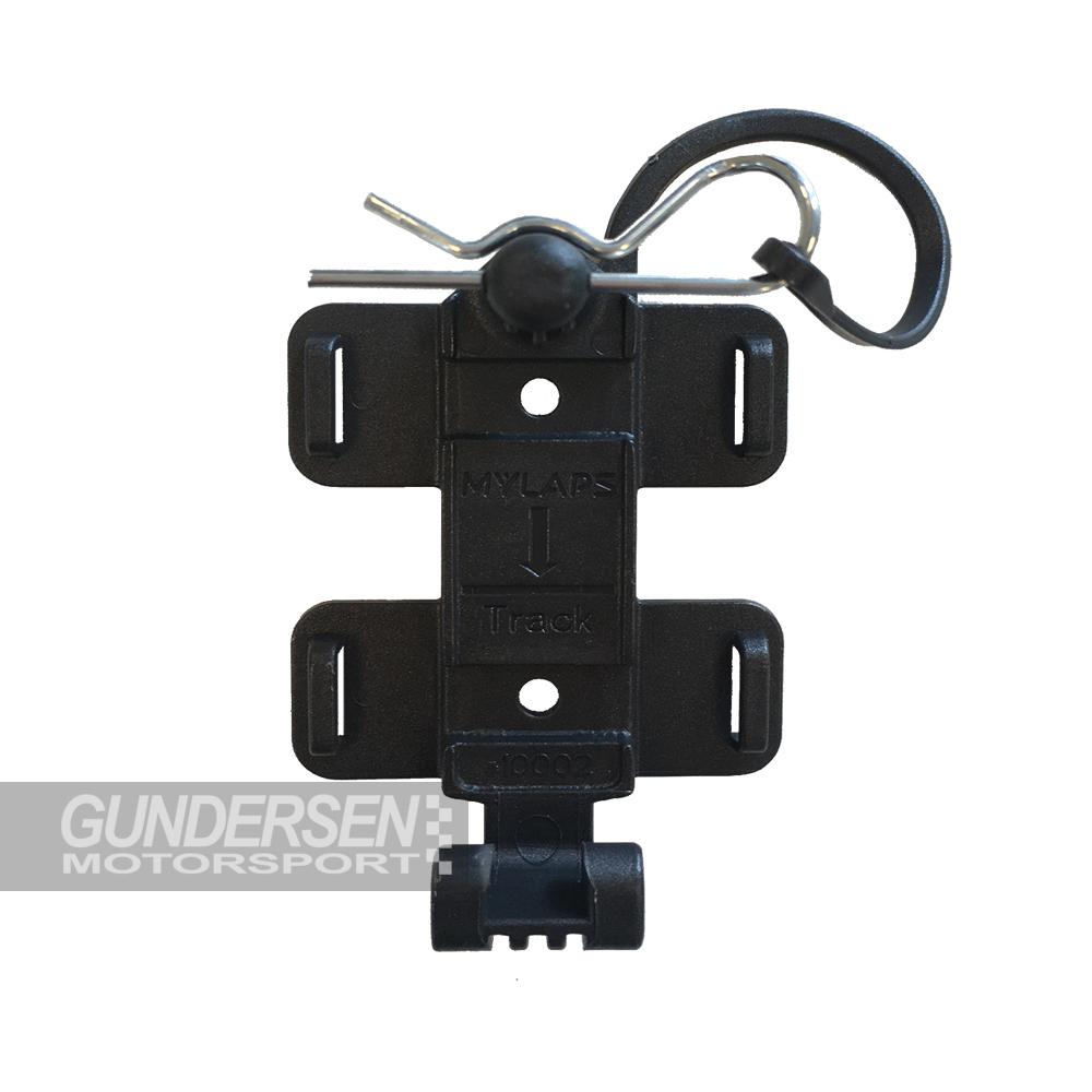 Mylaps TR2 / FLEX Transponderholder m/klips