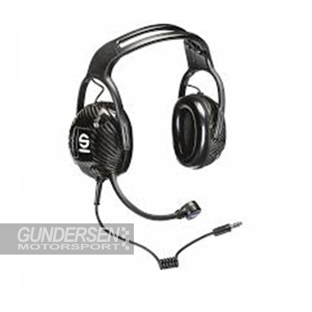 Sparco headset carbon peltor