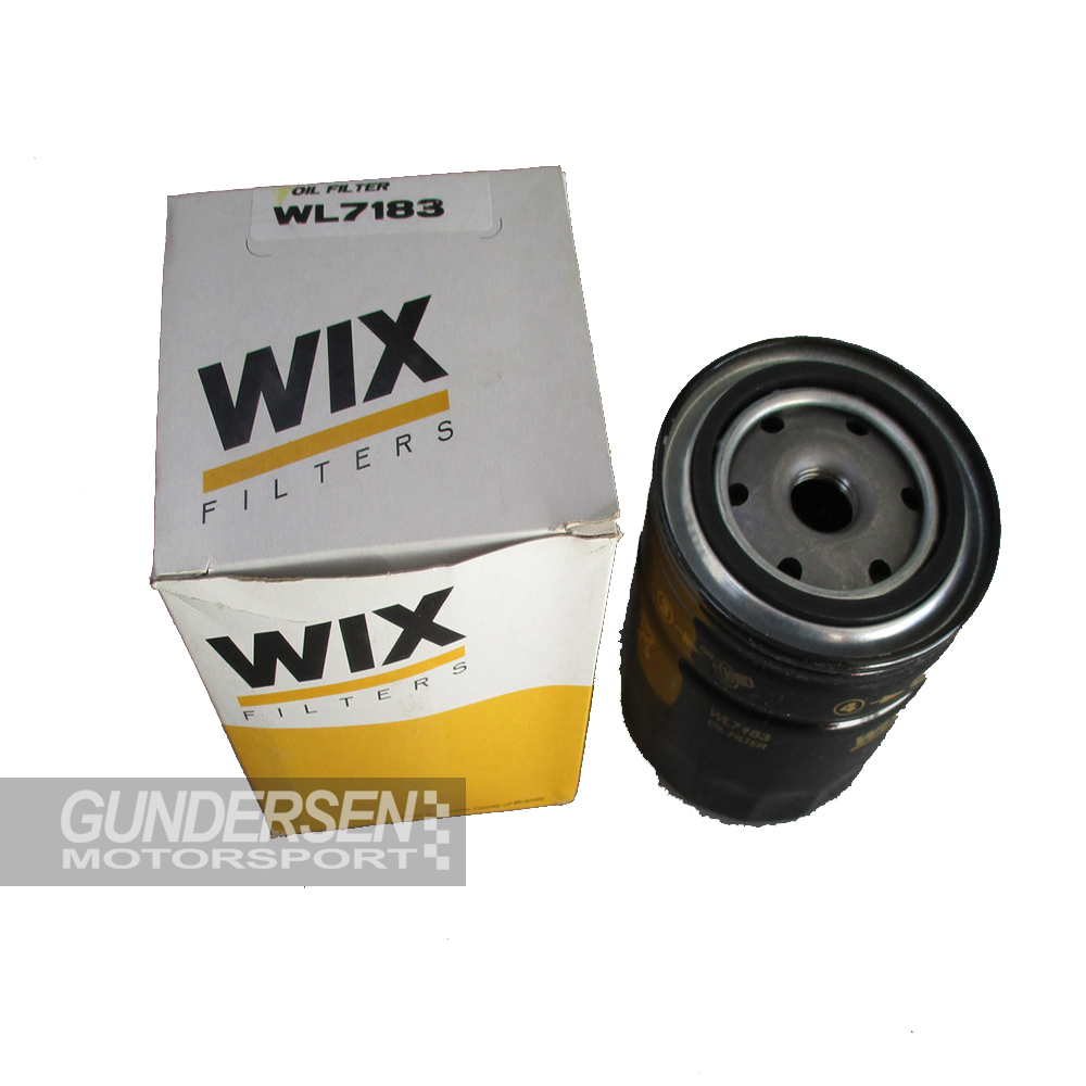 Wix Oljefilter 3/4 unf -16 gjenger