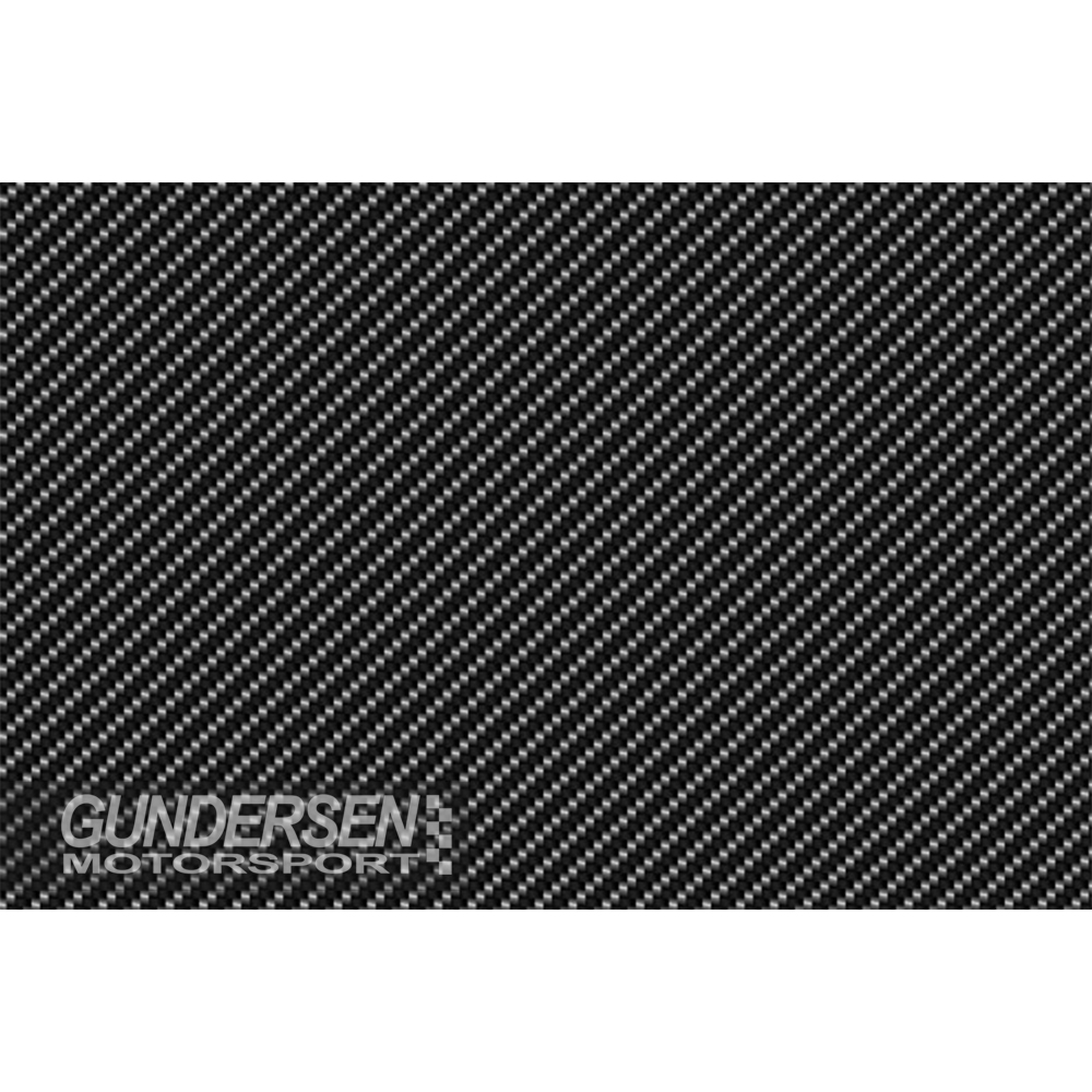 Carbonplate 120x60 cm  0,8mm tykk