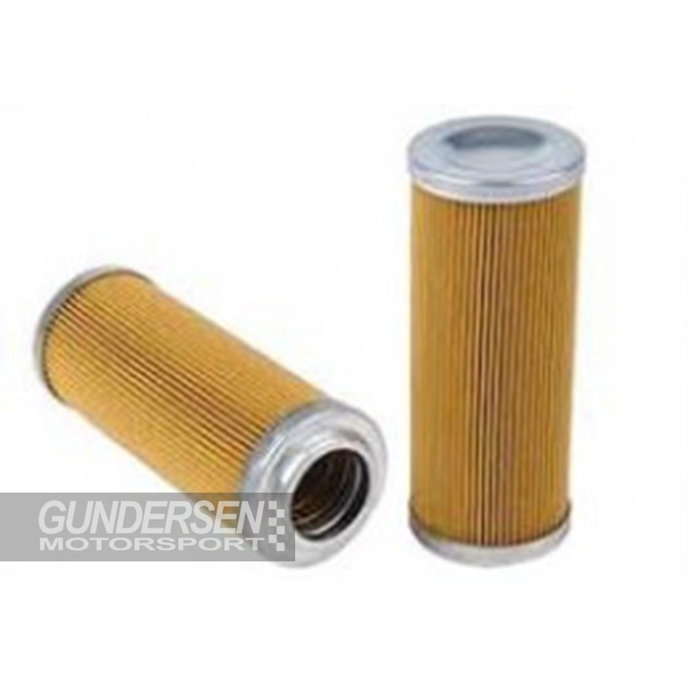 Bensinfilter 40 micron innsats -6