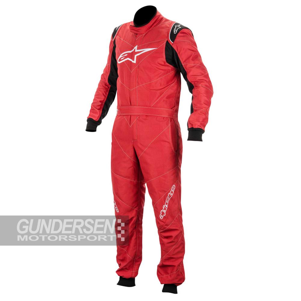 Alpinestars Fia dress GP Race rød / svart