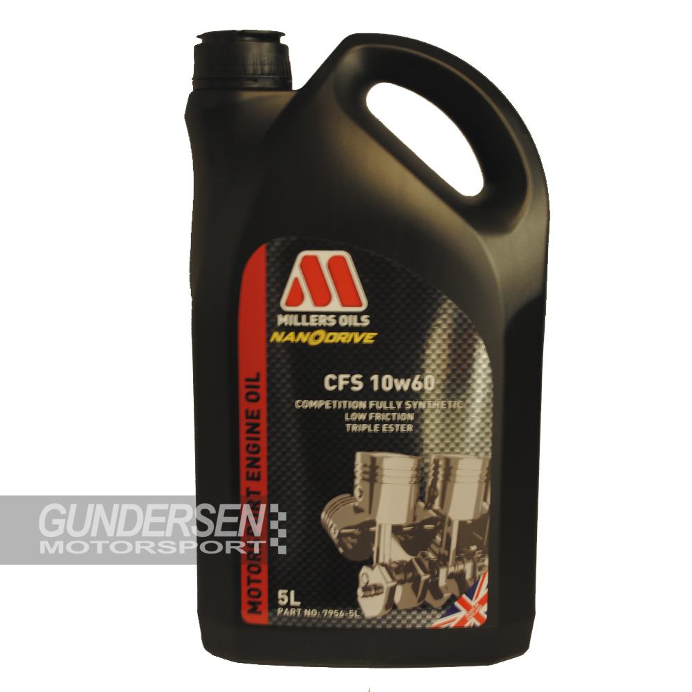Millers CFS 10w60 5 liter