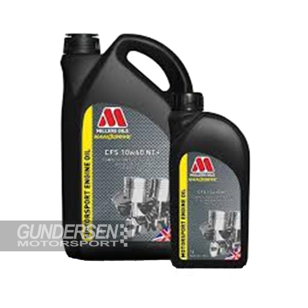 Millers Oil CFS 10w60 NT+ 5L