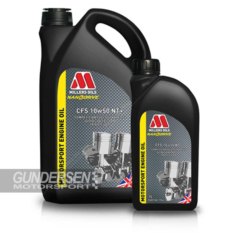Millers CFS 10/50nt+ 5 liter