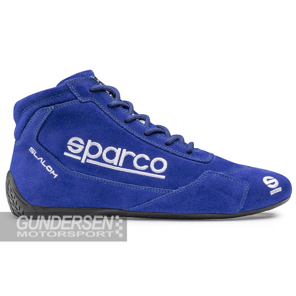 Sparco FIA sko Slalom RB-3.1 Blå