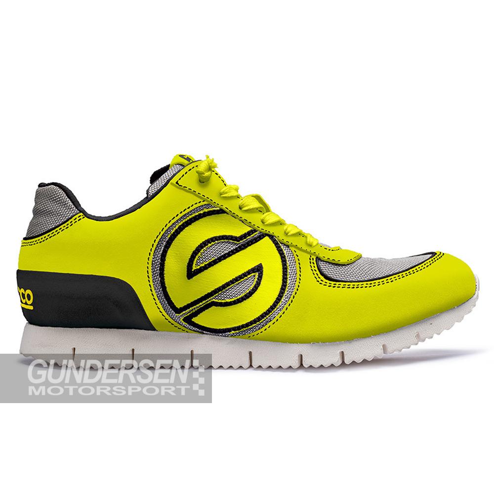 Sparco Sko Genesis Low GUL