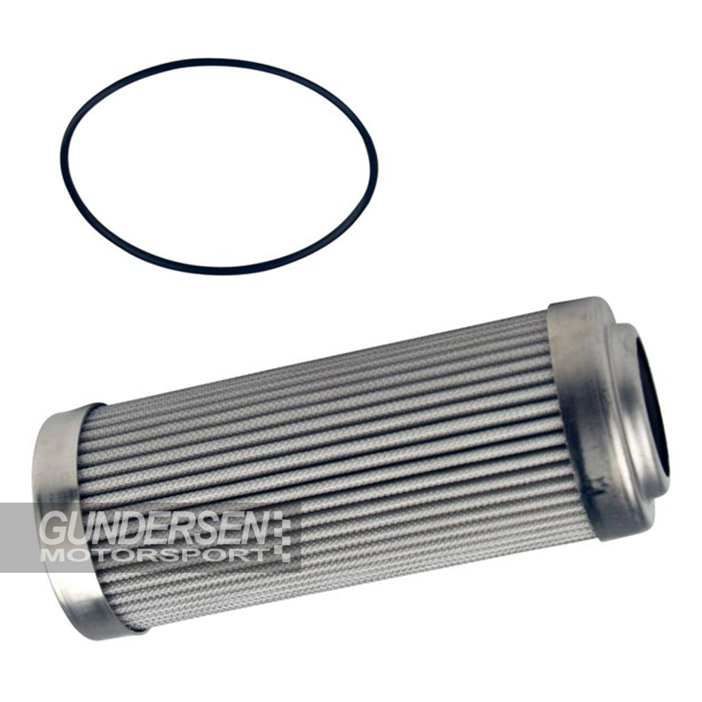 Aeromotive innsatsfilt 10 micron E85 approved