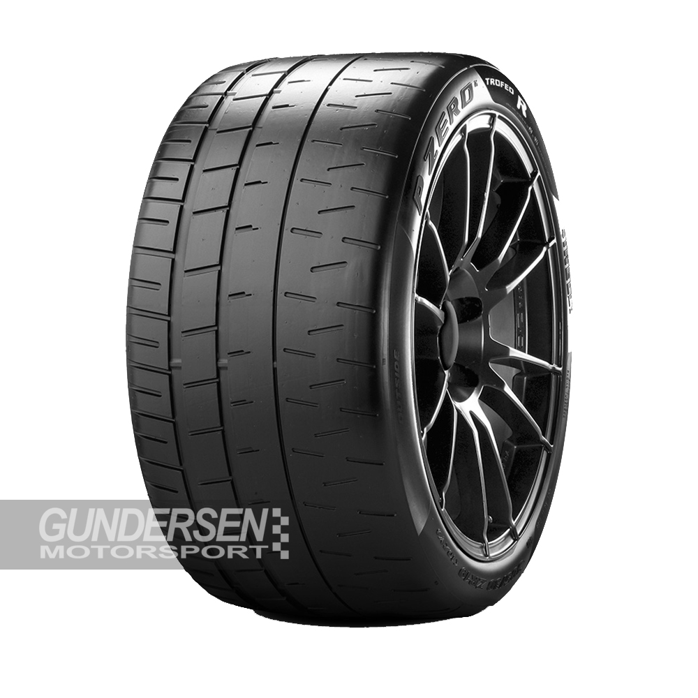 Pirelli Trofeo R  255/35-19  (96Y) (MO1)