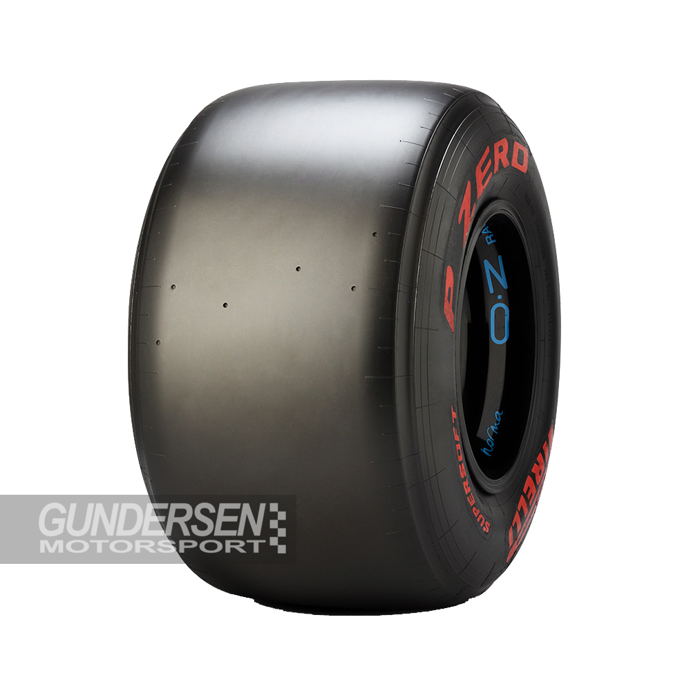 Pirelli 245/620-17  slicks DS (Soft)