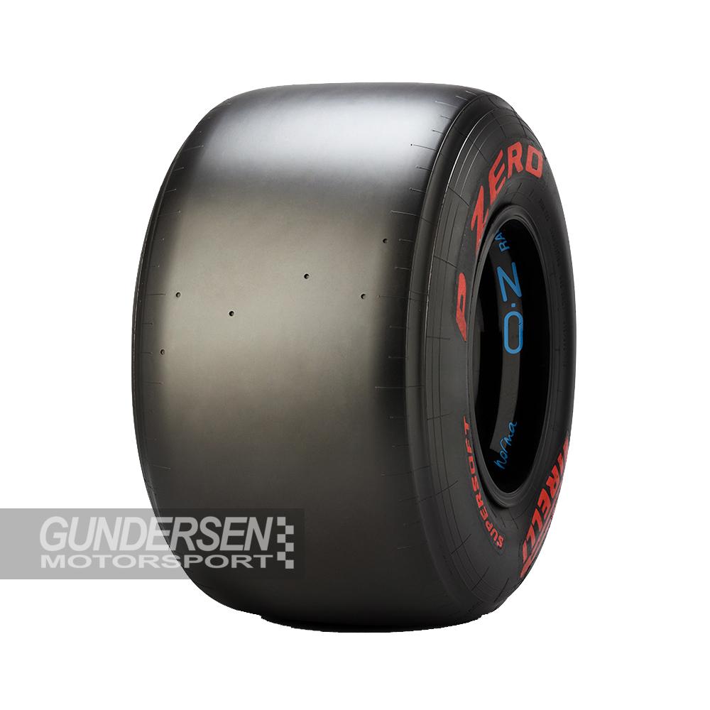Pirelli Slick 305/680-18 DS