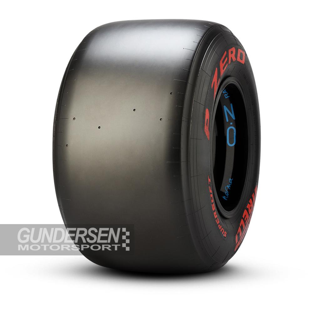 Pirelli  265/645-18 Slick DMB