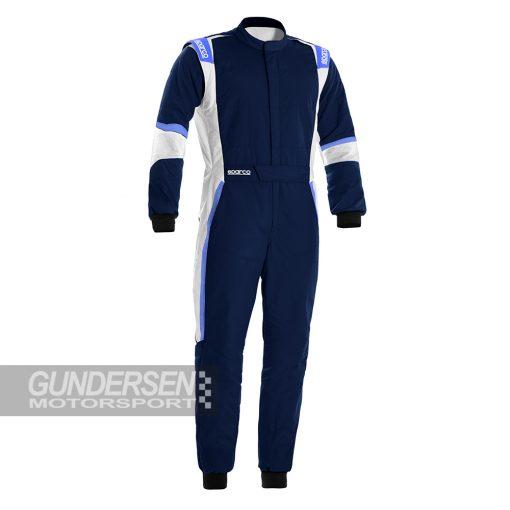 Sparco Fia dress X-LIGHT blå