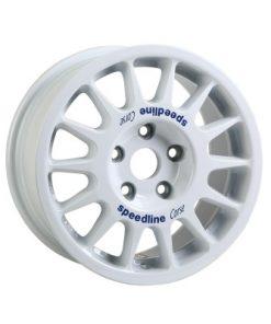 Speedline 7x15 5x135 et52 Fiesta R5 mkII