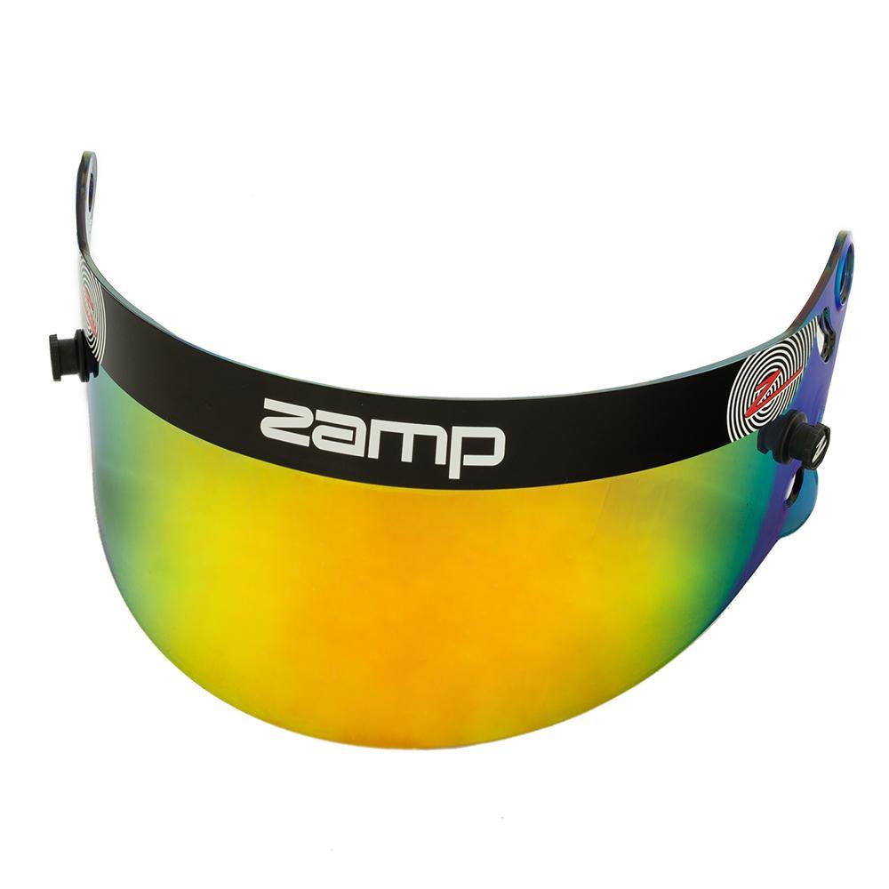 Zamp Hjelm Visir Prism Gold