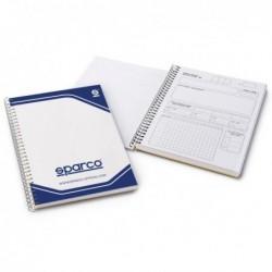 Sparco Notebok