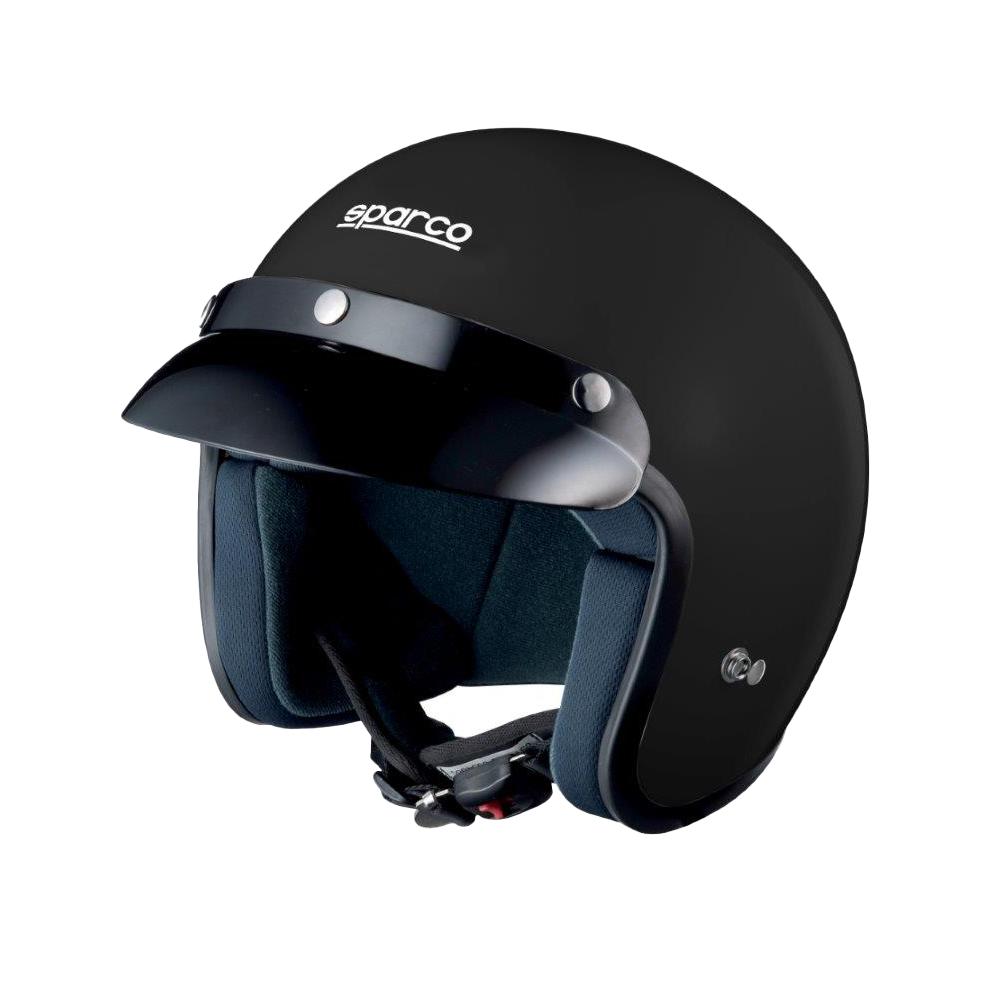 Sparo hjelm Club-J1 svart
