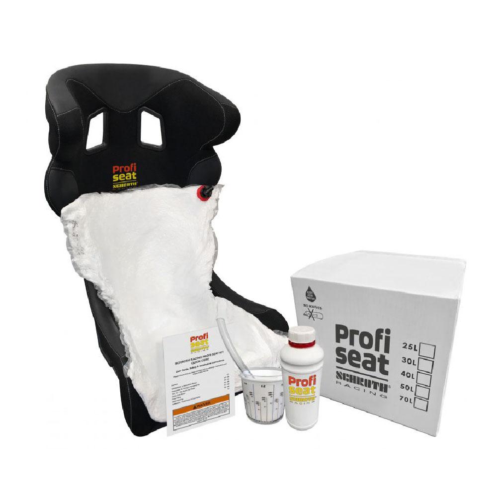 Schroth Profi seat Kit for støping