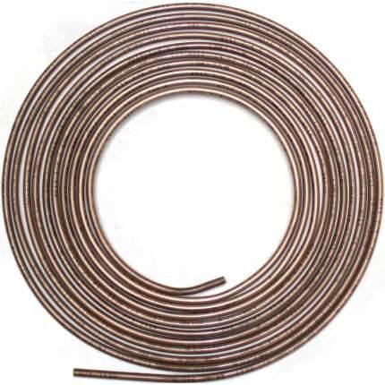 """Bremserør Copper/Nikkel  3/16""""   6,35mtr"""