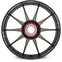 OZ Superforgiata CL Porsche 11,5x21 et67  matt black