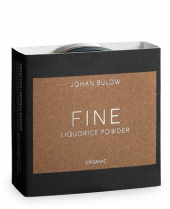 Fine liqurice powder