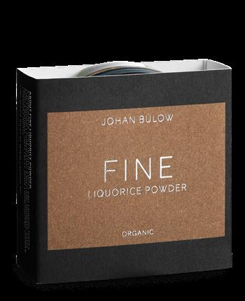 Fine liqurice powder