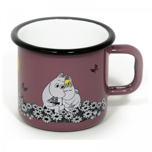 Emaljekopp stor, Moomin in love