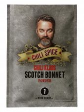 Chili Klaus spice powder