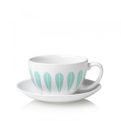 Tea cup mint