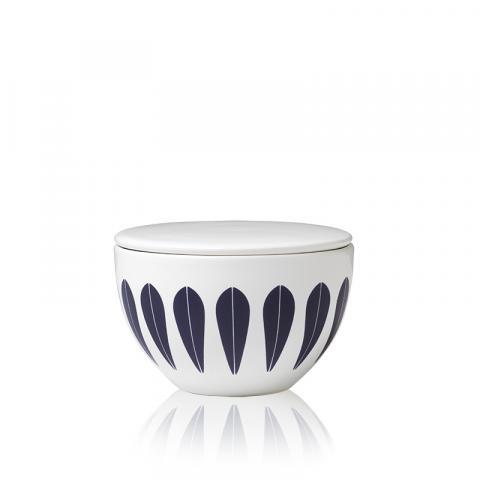 Sugar bowl Ø10cm blue