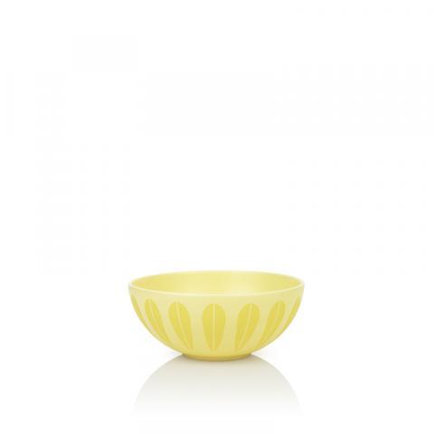 Lotus bowl gul 18 cm