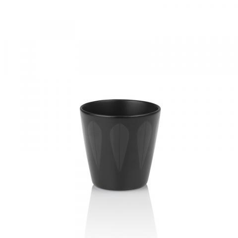 Lotus cup black
