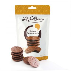 Lily O'Briens Crispy butterscotch