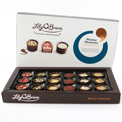 Lily O'Briens Winter Desserts