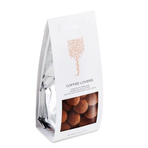 Coffee lovers (med hasselnøtter) 100gr