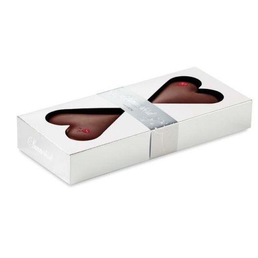 Summerbird 2 pack sjokoladehjerter