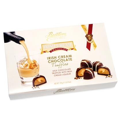 Butlers irish cream truffles 125gr