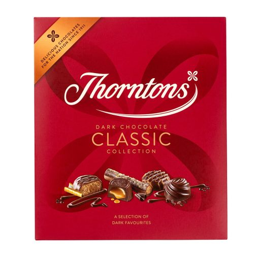 Thorntons classic dark collection