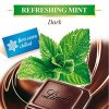 Lindt refreshing mint dark